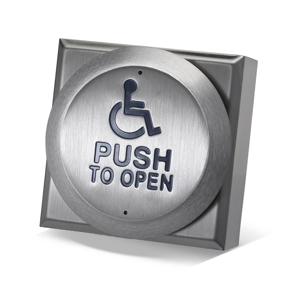 DDA-900-ALU-1 Exit Button