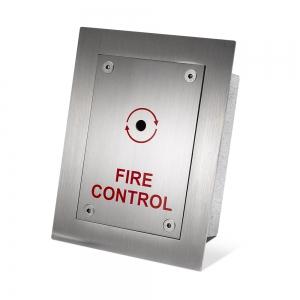 Fire-Flush Switch