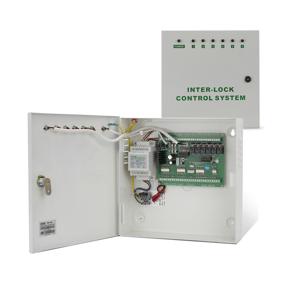 ILM 600 6 Door Interlock Control System