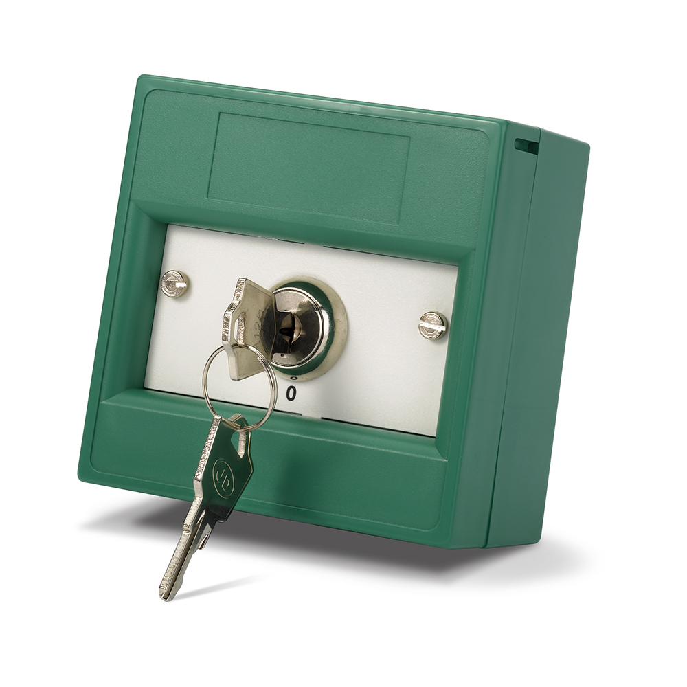 KS-CP001 Maintained Key Switch