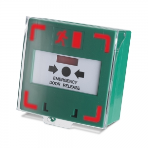 MCP-110 Resettable Illuminated Call Point with Sounder