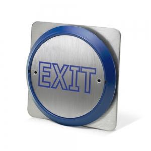 PBT-860-BS-B Exit Button