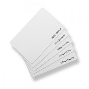 STD-PC Proximity Cards